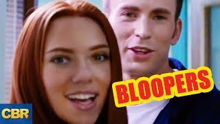 Download TRY NOT TO LAUGH At These 10 Hilarious Marvel Bloopers Video
