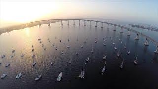 Download San Diego Aerial Video - Coronado, Balboa Park, La Jolla - DJI Phantom 2 Zenmuse h3-3d Video