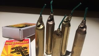 Download How to make the world's loudest firecracker with matches Video