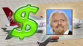 Download 10 Expensive Things Owned By UK Billionaire Sir Richard Branson Video
