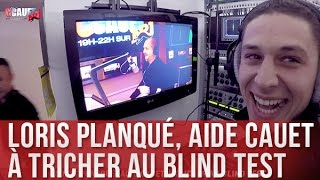 Download Loris planqué aide Cauet à tricher au blind test - C'Cauet sur NRJ Video