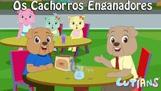 Download Três Bons Gatinhos versus Os Cachorros Enganadores | Cutians | ChuChu TV Video