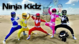 Download POWER RANGERS NINJA KIDZ! Episode 2 Video