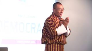 Download [Public Lecture] Democracy by Bhutan Prime Minister Tshering Tobgay Video
