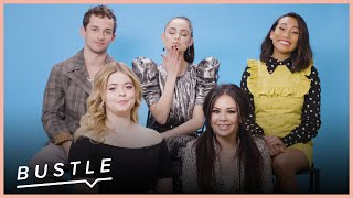 Download How Well Does The Cast of 'Pretty Little Liars: The Perfectionists' Know The Original Series? Video