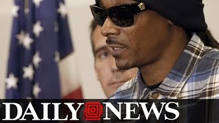 Download Snoop Dogg, The Game speak at LAPD Headquarters on Recent Police Shootings Video