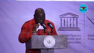 Download Akufo-Addo's full speech at 2018 World Press Freedom Day awards dinner Video