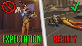 Download Overwatch Emotes Vs. Reality Video