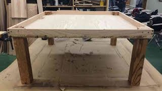 Download 15-yr-old's shop class table stuns DIYers around the world look closer and you'll see why Video