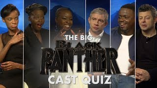Download How well do the Black Panther cast know each other? Video
