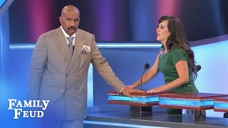 Download Will the Eggeruds WIN A CAR? | Family Feud Video
