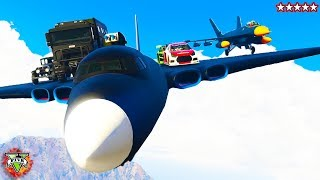 Download GTA 5 Unbelievable! What Can Fly? w/The Crew - GTA5 Online - GTA 5 Online w/ The Crew Video