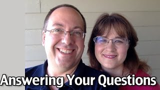Download Answering Your Questions, Part 1 Video