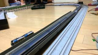 Download N Gauge KTX / TGV POS+Thalys+AVE 주행 Video