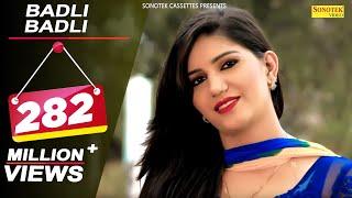 Download Badli Badli Laage | Sapna Chaudhary, Vicky Kajla | Tr Ruchika | Latest Haryanvi Songs Haryanavi 2018 Video