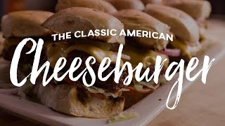 Download World's Best Cheeseburger Recipe Video
