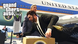 Download SAVING THE PRESIDENT!! (GTA 5 Mods) Video