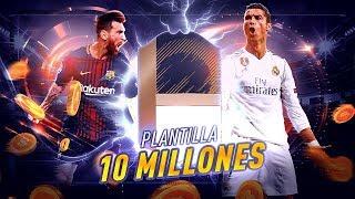 Download ME HAGO PLANTILLA DE 10 MILLONES DE MONEDAS !! Video
