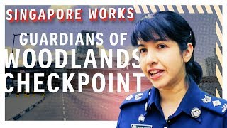 Download Guardians of Woodlands Checkpoint | Singapore Works | The Straits Times Video