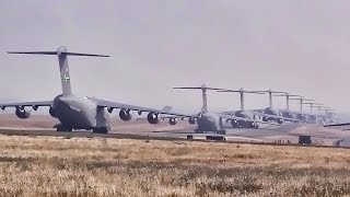 Download C-17 & C-130 Elephant Walk & Minimum Interval Takeoff Video
