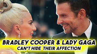 Download Bradley Cooper & Lady Gaga Can't Hide Their Affection | Funny Moments A Star is Born Video