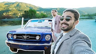 Download TENEMOS UN MUSTANG CLÁSICO Ft. Juca Video