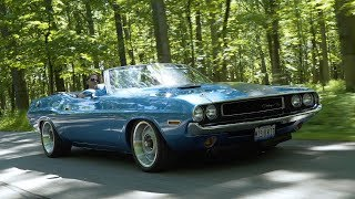 Download Kids restore dad's 1970 Dodge Challenger R/T in memory of late mother | Classic of the Year Video