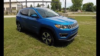 Download 2017 Jeep Compass Latitude 4X4|Walk-Around Video|In-Depth Review Video