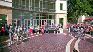 Download Power Rangers emPOWER: The Junior Rangers save the day at Power Morphicon 2014! Video