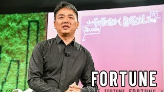 Download Brainstorm Tech 2018: China's Big E-Commerce Bet I Fortune Video