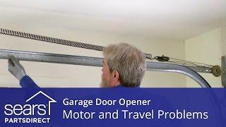 Download Garage Door Won't Move: Motor and Travel Troubleshooting Video