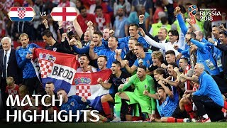 Download Croatia v England - 2018 FIFA World Cup Russia™ - Match 62 Video