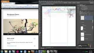 Download Customize any Wordpress Theme (Part 1) - Understanding style.css, header.php, footer.php Video
