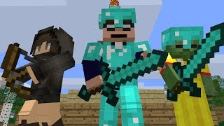 Download The Hunger Games - Minecraft Animation Video