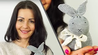 Download No-sew Sock Bunny - Easter Craft Ideas #2 Video