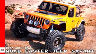 Download Jeep and Mopar Concept Vehicles for 52nd Moab Easter Jeep Safari Video