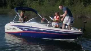 Download TAHOE Boats: 2013 Q4SF Ski & Fish Boat Video