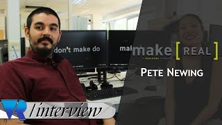 Download Pete Newing to Lead Make [REAL] Drawing Board Video