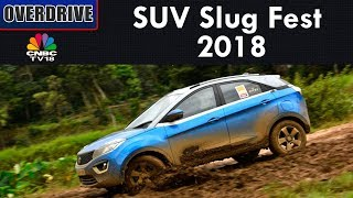 Download Overdrive | SUV Slug Fest 2018 | Testing Parameters For SUVs | CNBC TV18 Video