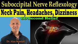 Download TRY THIS...Feel How Your Eyes Connect to the Neck! (Neck Pain, Headaches, Dizziness) - Dr Mandell Video