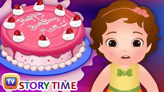 Download Happy Birthday Mommy - Good Habits Bedtime Stories & Moral Stories for Kids - ChuChu TV Video