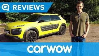 Download Citroen C4 Cactus 2014-2017 SUV in-depth review | Mat Watson Reviews Video