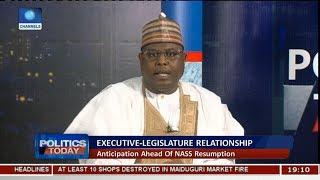 Download NASS Resumption: We Are Not Reconvening Tomorrow - Namdas |Politics Today| Video