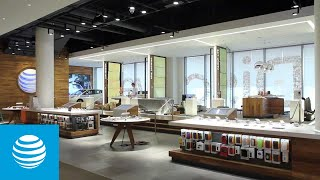 Download AT&T's New and Innovative Retail Store on Michigan Ave Video