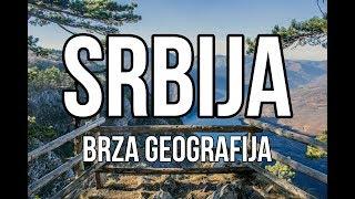 Download SRBIJA : Brza Geografija | SVE O SRBIJI | Quick Geography : Serbia | All about Serbia Video