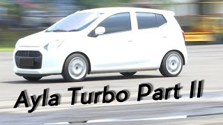 Download Daihatsu Ayla Turbo part 2 Video