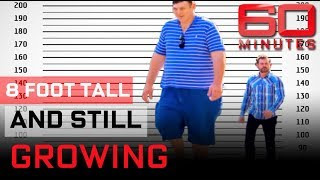 Download Meet the tallest man in the world | 60 Minutes Australia Video
