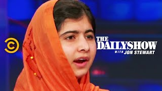 Download The Daily Show - Malala Yousafzai Extended Interview Video