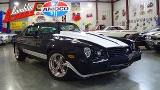 Download Test Driving 700+ HP 1978 Camaro Z28 509 Big-block V8 Five-Speed Video