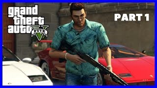 Download GTA V - Tommy Vercetti In LS PART 1 Video